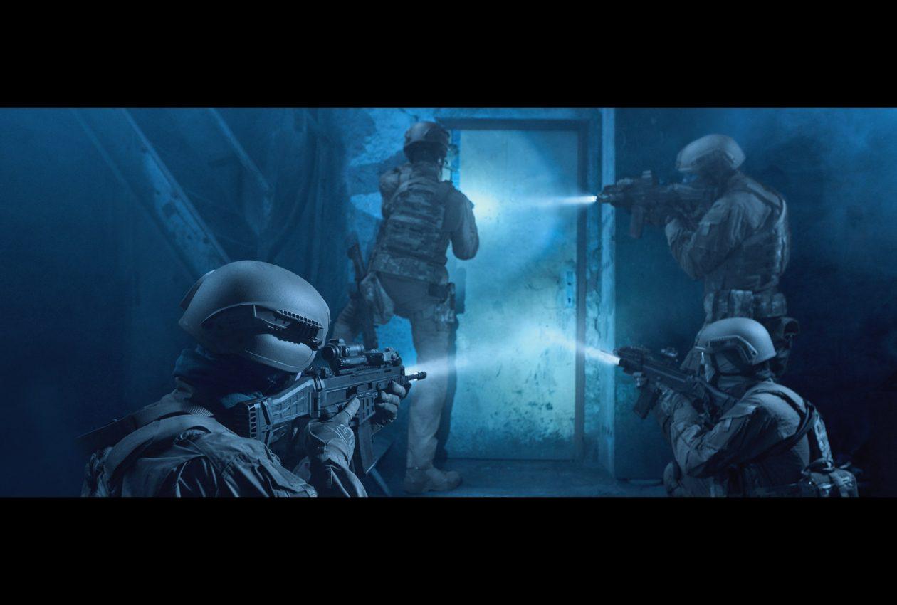 Policie – Zásahová jednotka